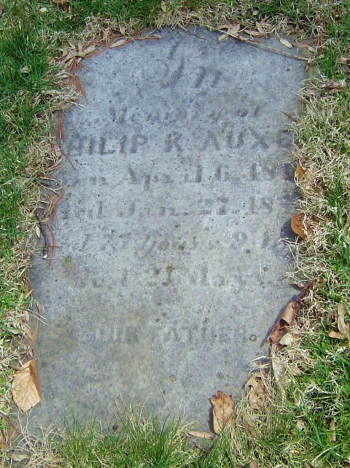 Philip Kleiss Auxer, Catharine Niess' father