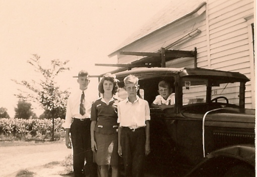 About 1947, Hull, Iowa