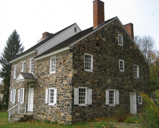 Benjamin Ring Home; Used as HQ for George Washington