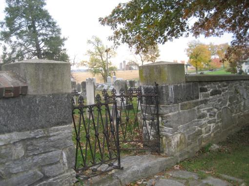 Donegal Presbyterian Church Cemetery